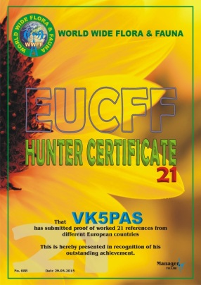EUCFF 21