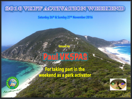 vk5pas-vkff-activation-weekend-2016