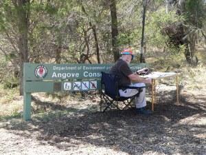 Arno at Angove CP