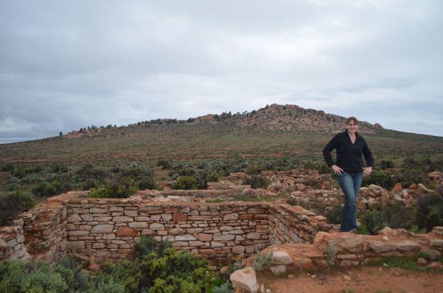 Simminston ruins
