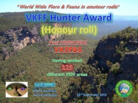 VK5PAS Honour Roll Hunter 125