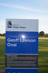 Geoff Lawson Oval