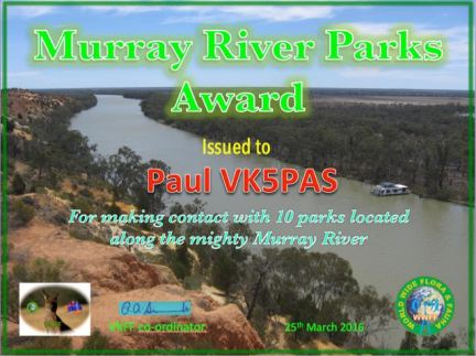 VK5PAS Murray River 10