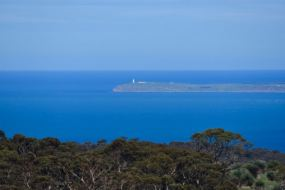 Cape Willoughby lighthouse on Kangaroo Island