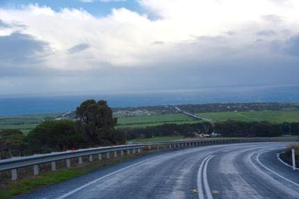 View towards Cape Jervis