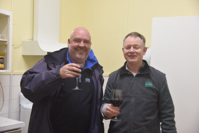 Cheers, Paul VK5PAS & Andrew VK5CV