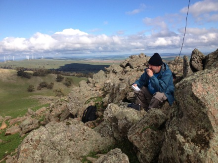 SOTA in the Mid North of South Australia
