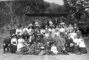 Picnic, c. 1912