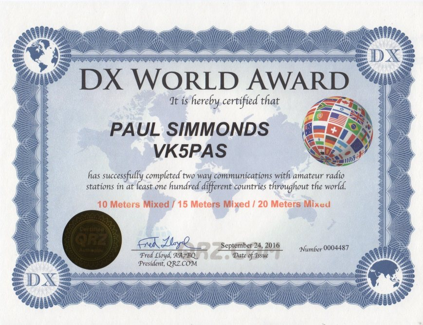 dx-world-award
