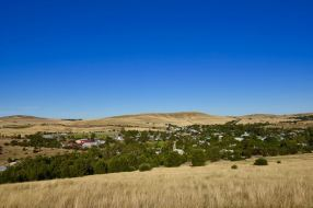 View of Burra