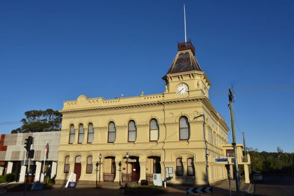 Town hall & museum