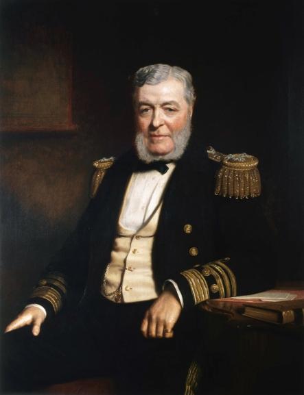Captain John Lort Stokes