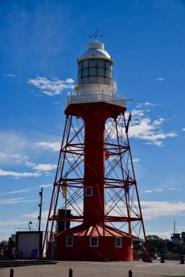 Old lighthouse at Port Adelaide
