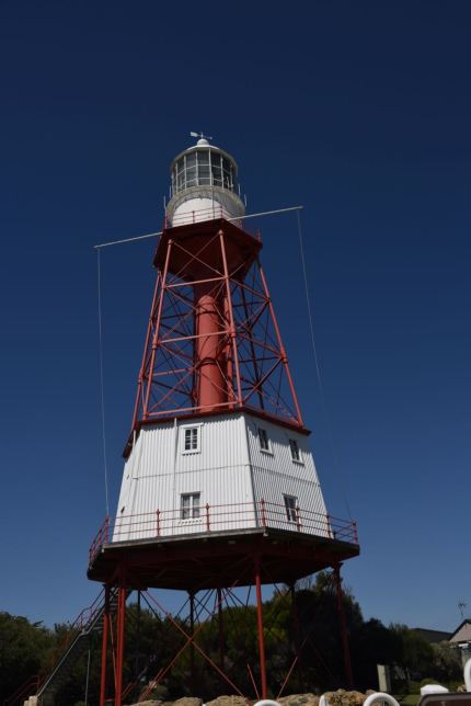 The old Cape Jaffa lighthouse