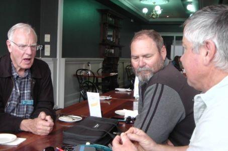 John VK5BJE, Mike VK5MCB & Ian VK5CZ