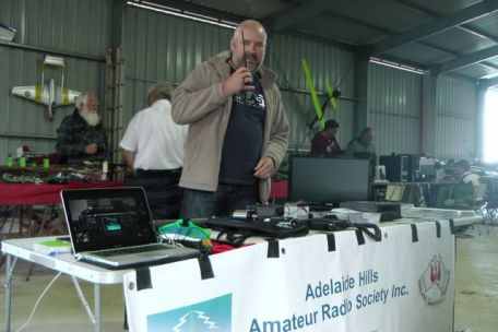 At the Port Elliott Agricultural Show