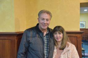 John VK5NJ and Tanina