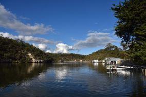 Donovans landing, Glenelg River