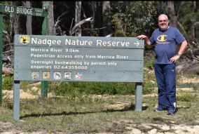 At Nadgee Nature Reserve