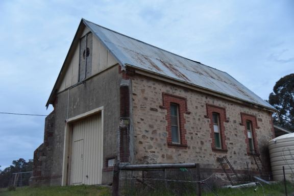 Former Anglican church