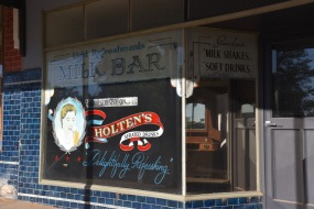 The old Nana's shop
