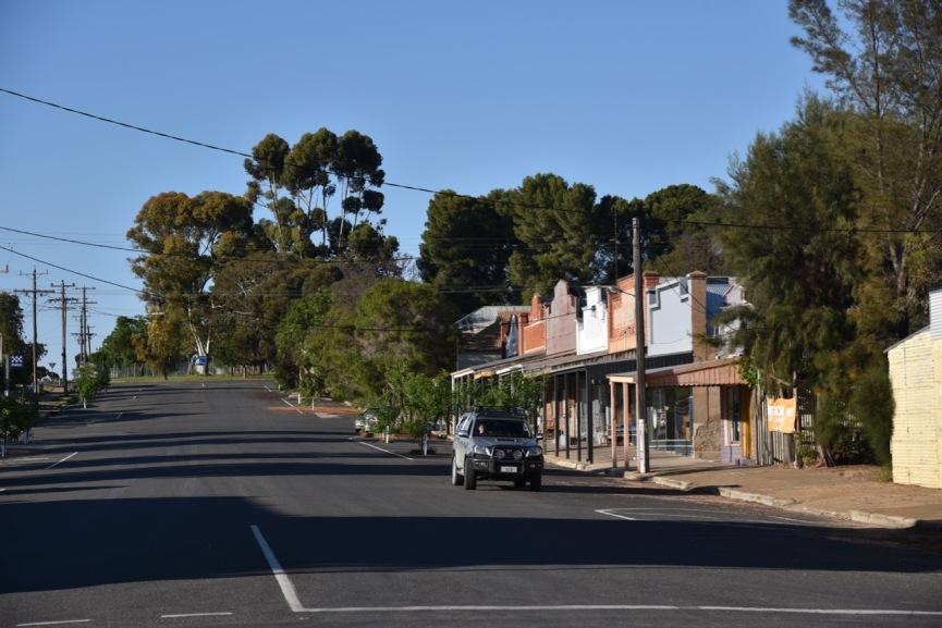 Reed Street Murrayville