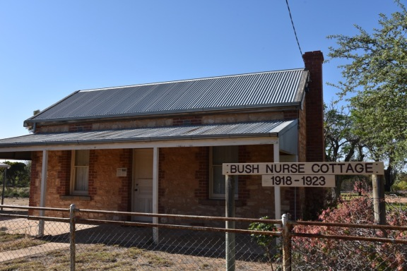 The Old Bush Nurses cottage