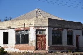 A derlict shop in Cowangie