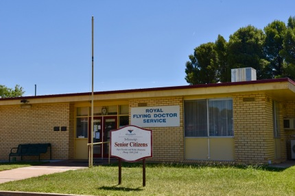 The headquarters of the Flying Doctors