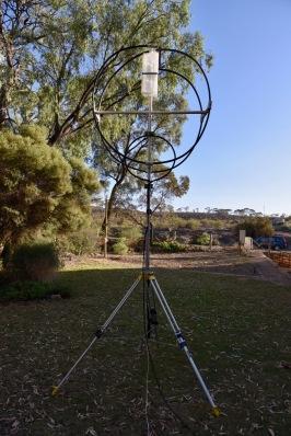 One of Steve's TMLA antennas