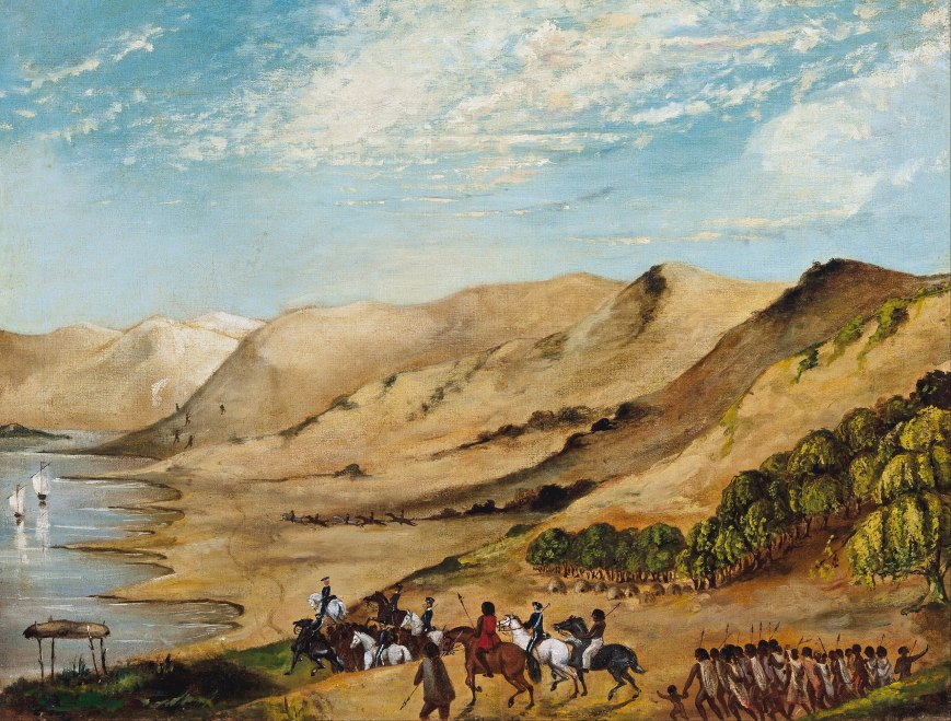 2560px-Major_O'Halloran's_expedition_to_the_Coorong,_August_1840_-_Google_Art_Project