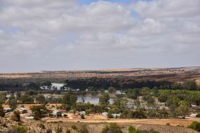 View from Purnong lookout