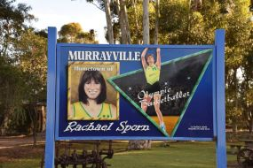 Rachel Sporn was born in Murrayville