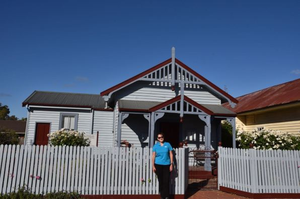 the old Dimboola Courthouse