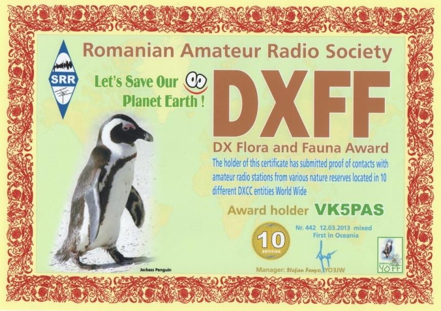 DXFF 10
