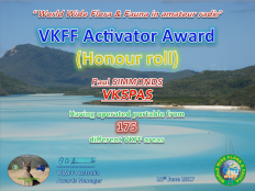 Activator Honour Roll 175